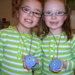 Twins with Pendants!