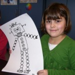 Second Grade Robot