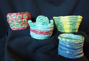 Coil Pots - 3rd Grade