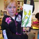 3rd Grade Daffodils