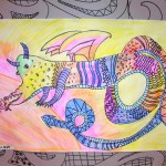 dragon-5th grade