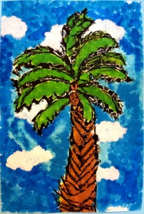 Hadley's Palm Tree 5th Grade