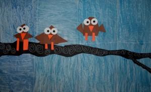 Matthew's Owls grade K