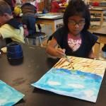 First Grade Landscapes