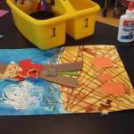First Grade Scarecrows