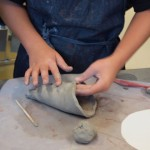 Fourth Grade Clay Wall Pocket