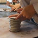 Third Grade coil pot