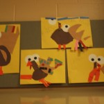 First Grade Turkeys - Mr. J.
