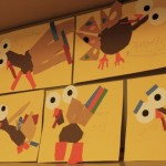 First Grade Turkeys-Mr. J.