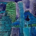 Grade 2 Cool Cityscape