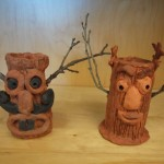 Clay Trees