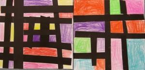 Mondrian Lines