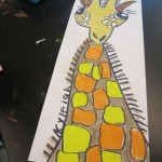 Second Grade Giraffe