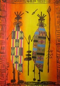 Grade 3 Masai
