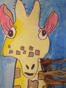 Grade 2 Giraffes