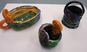 Third Grade Coil Pots