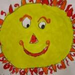 Kindergarten Sun