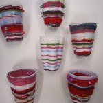 Fourth Grade Cup Weavings