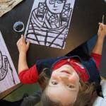 First Grade Mummy Case
