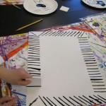 Third Grade Zebra-Printing