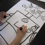 kindergarten robot