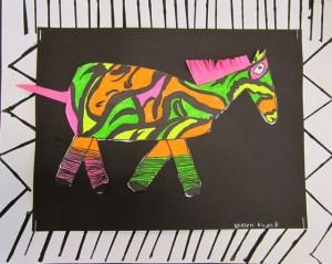 Third Grade Zebras