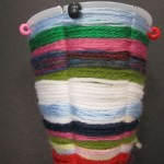 fourth grade cup weaving