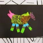 third grade zebra