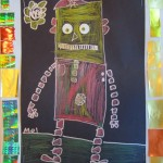 first grade robot