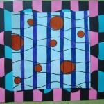 Fifth Grade Op Art