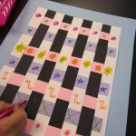 second grade weaving