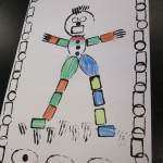 Kindergarten gadget prints