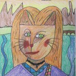 third grade Mona Lisa