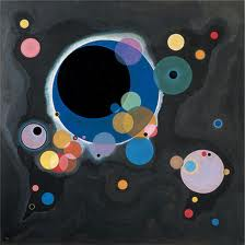 Kandinsky-Several Circles