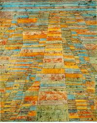 "Paul Klee ""Highway and Byways"""